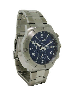 Invicta Specialty 17763 Men's Round Blue Chronograph Date Analog Watch • 0.72£