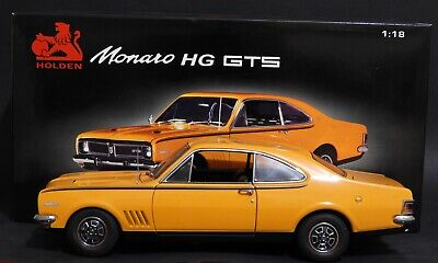 AU275 • Buy 1:18 Scale AUTOart By Biante : HG Holden Monaro GTS 350 Coupe In 'Indy Orange'