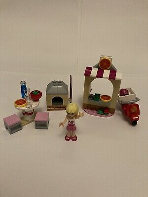 Lego Friends Pizza Shop Manual Included No Missing Parts Not Origional Packets • 4.25£