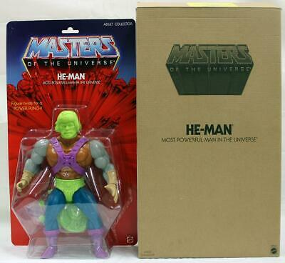 $119.99 • Buy Masters Of The Universe Giants 12  He-Man Colorway B Variant Action Figure NIB
