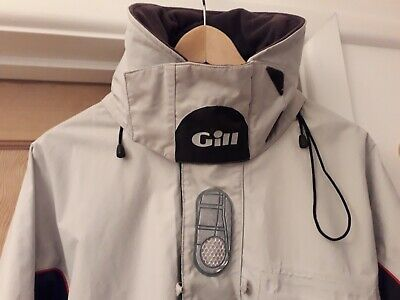 Gill Coastal Sailing Jacket Grey/charcoal M • 25£