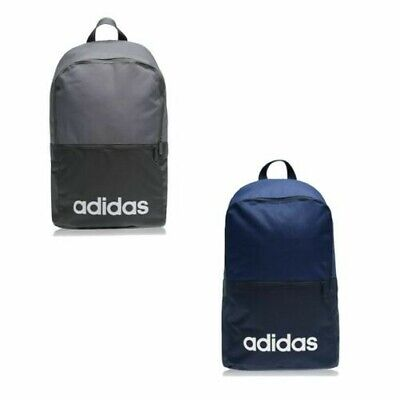 AU77.38 • Buy Adidas Daily Backpack Rucksack Knapsack Bag Pack