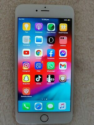 AU37.50 • Buy Apple IPhone 6 Plus - 64GB -