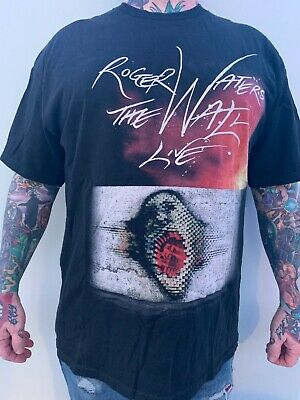 £17.98 • Buy 2012 ROGER WATERS The Wall Live Tour Shirt  Unisex T Shirt