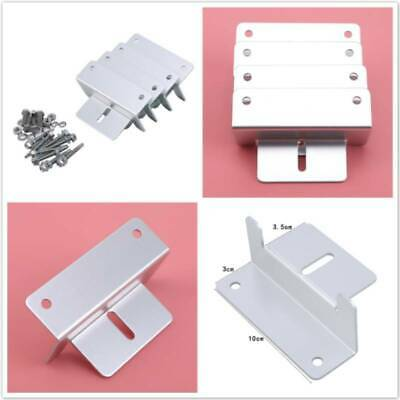 AU13.63 • Buy Supporting Z-Style For Solar Panel Hradware Modern Accessories Mounting Bracket