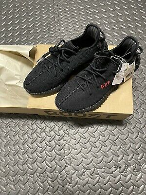 $ CDN574.91 • Buy Adidas Yeezy Boost 350 V2 Bred Black Red CP9652 Men's Sizing NEW 100% Authentic