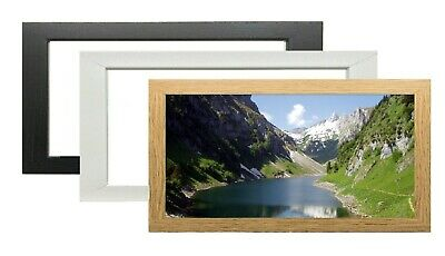 AU32.84 • Buy Photo Frame Family Love Friends Party Wall Mounted Wood Picture Poster Frame