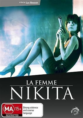 La Femme Nikita DVD - Brand New Sealed - Region 4 • 8.29£