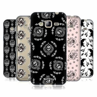 £14.95 • Buy Official Alchemy Gothic Patterns Soft Gel Case For Samsung Phones 3