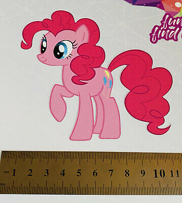 Vinyl Printed Car Vehicle Sticker Graphic Funny,Cute My Little Pony Pinkie Pie • 1.50£