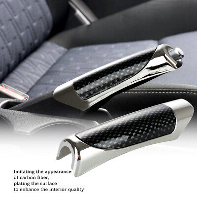 AU12.88 • Buy Universal Car Auto Hand Brake Decor Handle Protector Cover Car Accessories ABS