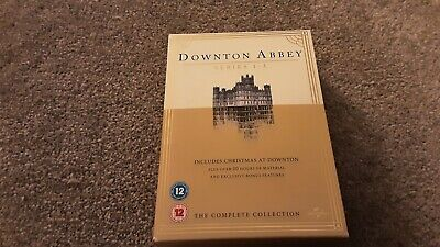 Downton Abbey The Complete Series 1-3 Collection -Includes Christmas At Downtown • 9.50£