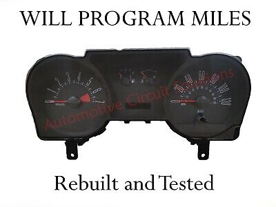 $199.99 • Buy 2005 Ford Mustang 4 Gage Speedometer Cluster 5R33 - 10849 - AC *Any Miles