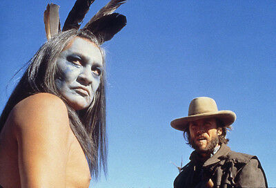 $ CDN9.07 • Buy Clint Eastwood, Will Sampson - The Outlaw Josey Wales (1976)  -  8 1/2 X 11