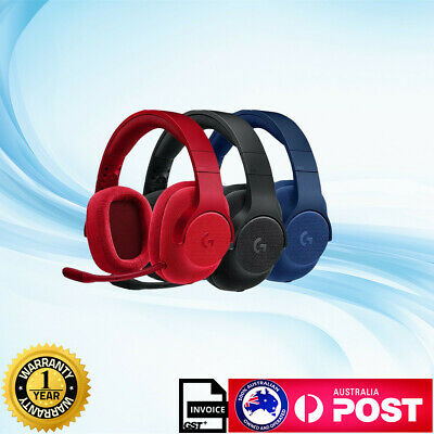 AU79 • Buy New Logitech G433 Wired Gaming Headset With DTS 7.1