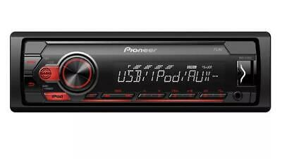 Pioneer MVH-S110UI Digital Car Stereo With RDS Tuner IPod Direct Via USB And Aux • 42.74£