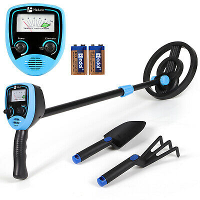 Lightweight Underwater Metal Detector With Pinpoint & LCD Display & Headphone • 76.99£