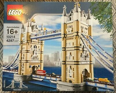 Lego 10214 Creator Tower Bridge - New • 300£
