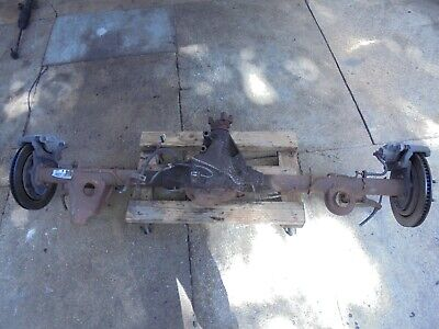 $500 • Buy NO SHIPPING LOCAL PICK UP 98-02 Camaro Firebird Rear End Differential 3.42 Gears