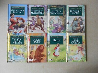 LADYBIRD CHILDREN'S CLASSICS - Collection Of 8 Books - Gloss Covers • 14.99£