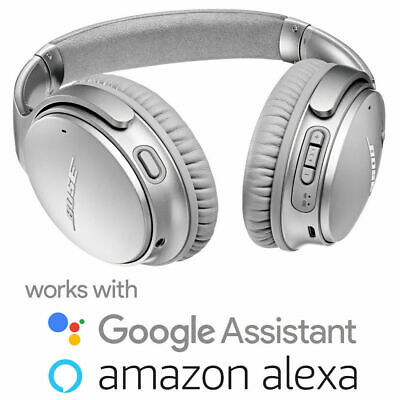 $ CDN276.51 • Buy  Bose Quietcomfort Qc35 Ii Silver Wireless Noise Cancelling Headphones $349 🎧