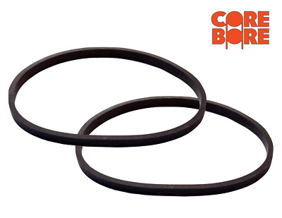 £53.18 • Buy 4645020 M-1 Vacuum Gasket (2 Pk) For Core Bore M1 Drilling Rigs Diamond Products