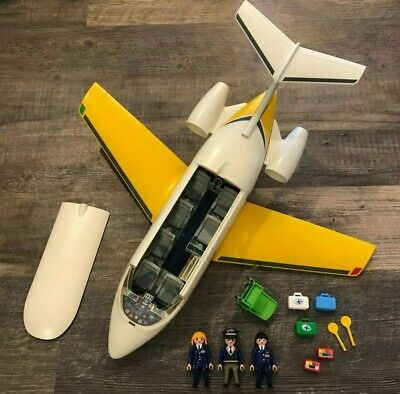 £28.58 • Buy Playmobil 3185 - Aeroline Airplane Aeroplane - Not Complete But With Extras