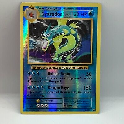 AU18.88 • Buy Gyarados 34/108 - Reverse Holo - XY Evolutions - Pokemon Card - NM - Free Post