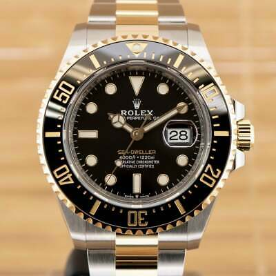 $ CDN25875.61 • Buy Rolex Sea-Dweller 126603 - Unworn With Box And Papers 2021