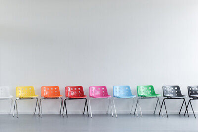 £75 • Buy Customisable Robin Day For Hille/Loft Polo Stacking Chairs In Various Colours