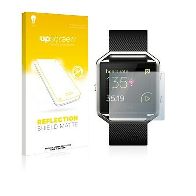 $ CDN10.15 • Buy Anti Glare Screen Protector For Fitbit Unisex Fitness Uhr Blaze Reflection