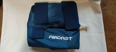 £50 • Buy Aircast Knee Cryo Cuff Cold Therapy Compression Support Brace Injury Medium