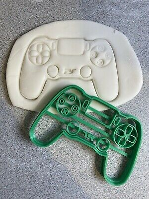£4.50 • Buy PlayStation Game Controller Cookie Cutter. Biscuit, Pastry, Fondant Cutter