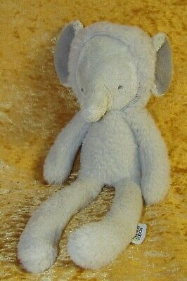 Mamas And Papas ~ MY FIRST ELEPHANT ~ 12  Baby Grey Comforter Hug Soft Plush Toy • 22.95£