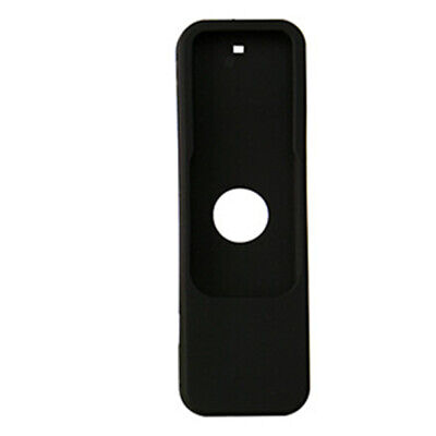 AU4.62 • Buy Protective Shockproof Case Silicone Remote Control Cover Black For Apple TV4