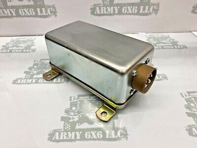 $325 • Buy New Protective Control Box PCB For M939 M809 5 Ton Military Trucks M923a2 M923