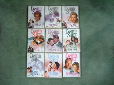 Danielle Steel's DVD Collection 9 Titles • 18£