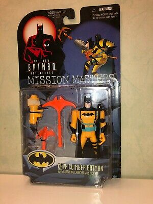 £24.86 • Buy Batman Cave Climber The New Animated Adventures Mission Masters 1998 Kenner