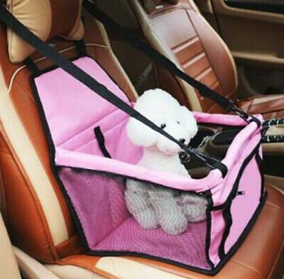 £11.99 • Buy Folding Luxury Car Seat & Carrier Cat Small Dog Pet Puppy Travel Cage Booster