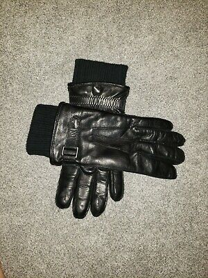 $57 • Buy Mens Coach Leather Gloves. Size S.