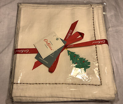 £24.99 • Buy New WT Cath Kidston Set Of 4 Beautifully Embroidered Christmas Square Napkins