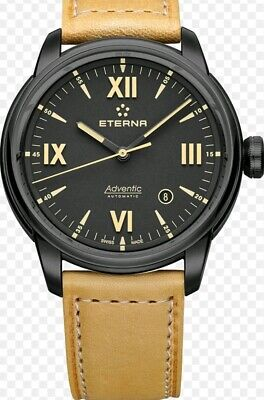 Eterna Adventic (Mens) Automatic Watch Swiss. NEW! • 995£