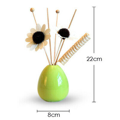 AU5.02 • Buy Home Office Aromatherapy Stick Reed Diffuser Set Spa Incense Aroma Rattan Decor