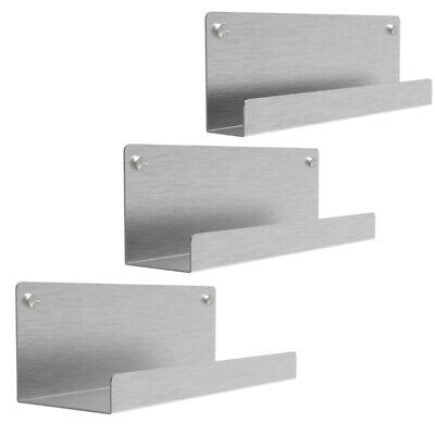 £25.99 • Buy Stainless Steel Accessories Shelves Suitable For Commercial Or Home Use