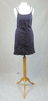 £19.99 • Buy Hearts And Bows Mikah Mosaic Dark Navy Dress Size 8 Rrp £23 CR012 GG 06