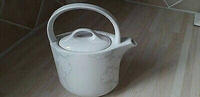 £15.95 • Buy MIDWINTER TEAPOT WITH A  LEAF PATTERN VINTAGE 70s HOLDS 2 PINTS