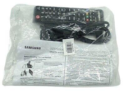 $ CDN12.15 • Buy Samsung BN59-01301A TV Remote Control OEM Power Cord And Manual