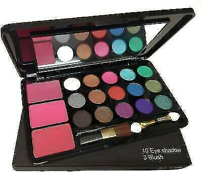 Mac Me 10 Eyeshadow 3 Blusher Iphone Kit 6 Multicolour 28 G • 12.37£