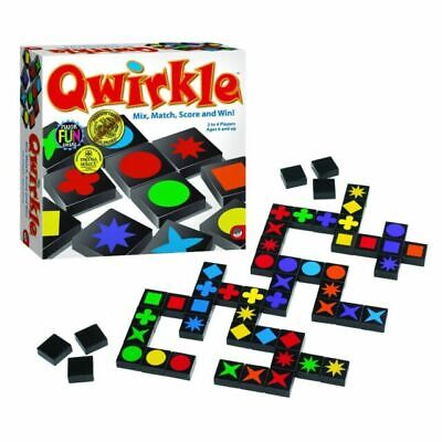 $ CDN16.45 • Buy QWIRKLE Educational Game (Wood Tile Version) By Mindware NEW & SEALED