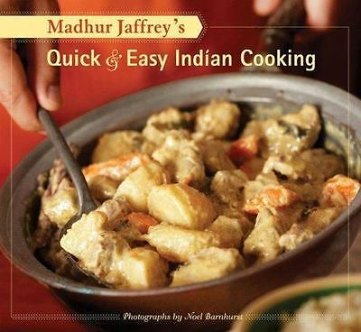 £12.28 • Buy Madhur Jaffrey's Quick & Easy Indian Cooking